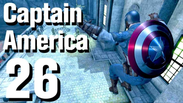 Z. Captain America Super Soldier Walkthrough: Chapter 12 Promo Image