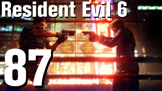 ZZZI. Resident Evil 6 Walkthrough Part 87 - Chapter 14 Promo Image