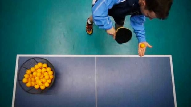 C. How to Serve in Table Tennis aka Ping Pong Promo Image