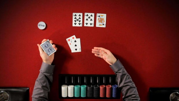 ZD. How to Bluff in Poker Promo Image