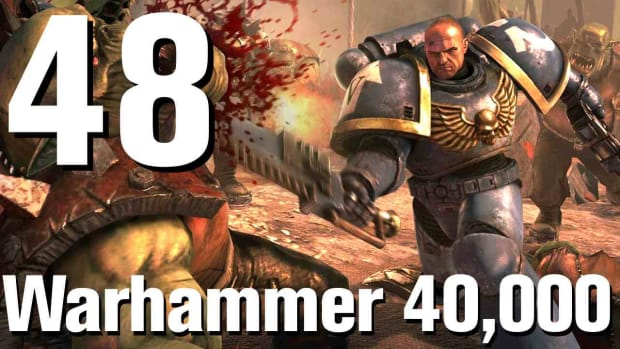 ZU. Warhammer 40K Space Marine Walkthrough Part 48: Ending Promo Image
