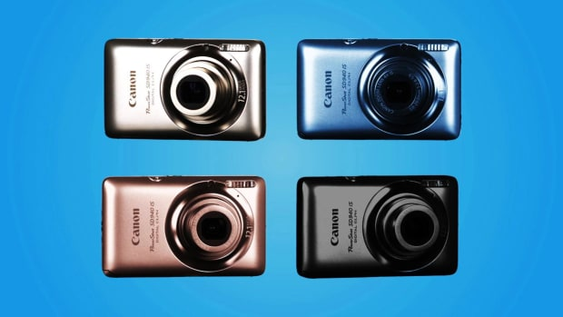 Q. How To Get Started With the Canon PowerShot SD940 IS Promo Image