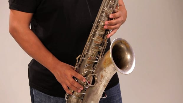 T. Sax Transposition Guide Promo Image