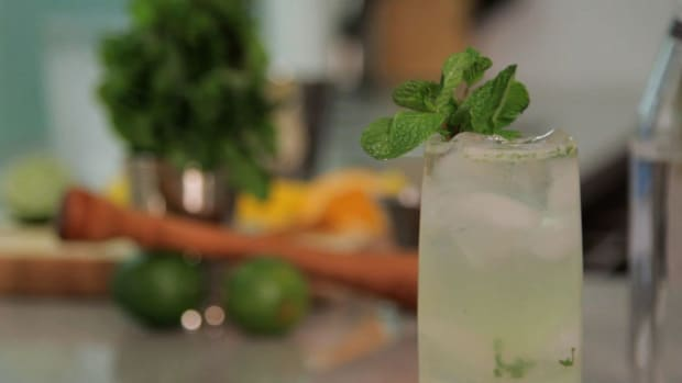 O. How to Make a Mojito Promo Image