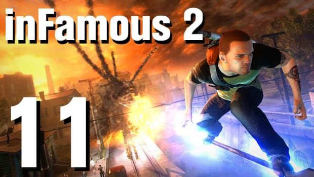 K. inFamous 2 Walkthrough Part 11: Desperate Times (2 of 2) Promo Image