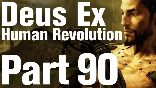 ZZZL. Deus Ex: Human Revolution Achievement Walkthrough - Hangar 18 Promo Image