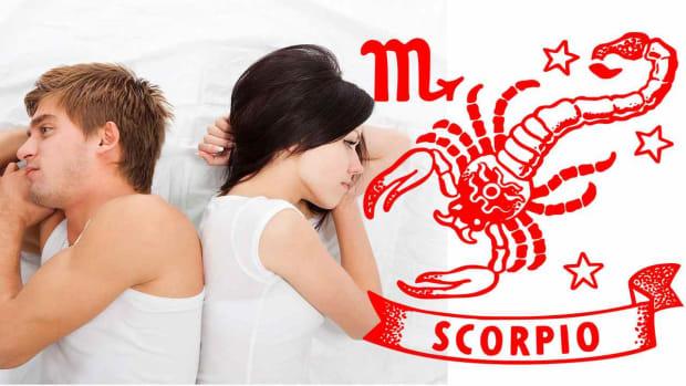 ZZZZE. How to Break Up with Scorpio Promo Image