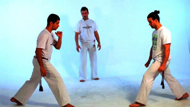 Y. What Is Capoeira Roda? Promo Image