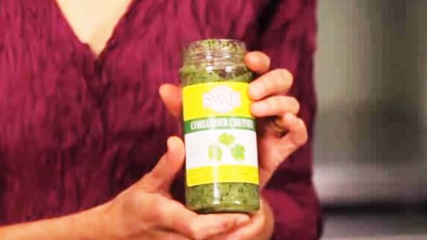 M. How to Use Chutney in Indian Food Promo Image
