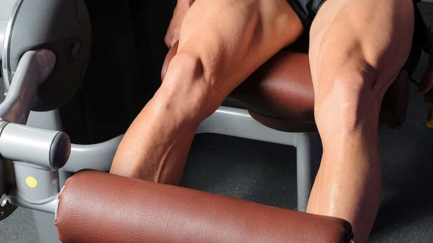 ZG. How to Develop Leg Muscles for Bodybuilding Promo Image