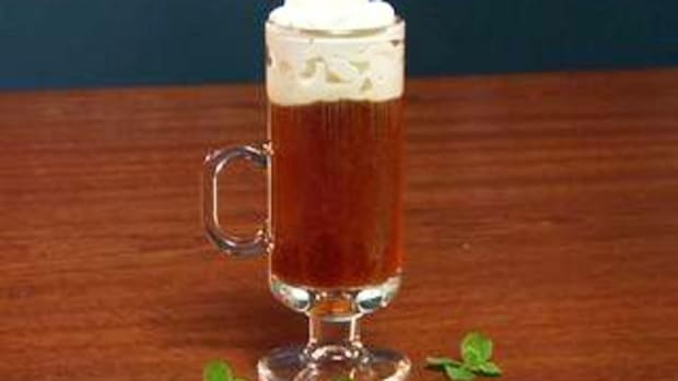 K. How to Make an Irish Coffee Promo Image