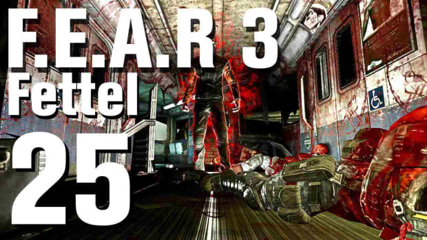 Y. F.E.A.R. 3 Fettel Walkthrough Part 25: Tower (1 of 4) Promo Image