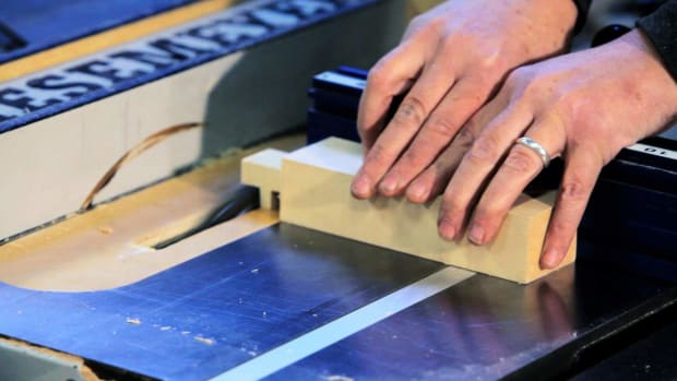 ZA. How to Cut & Chisel a Mortise & Tenon Joint for Woodworking Promo Image
