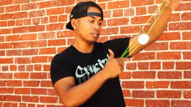 V. How to Do the Mach 5 Yo-Yo Trick Promo Image