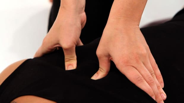 ZE. How to Use Your Thumbs in Shiatsu Massage Promo Image