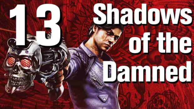 M. Shadows of the Damned Walkthrough: Act 2-4 Riders of the Lost Heart (1 of 2) Promo Image
