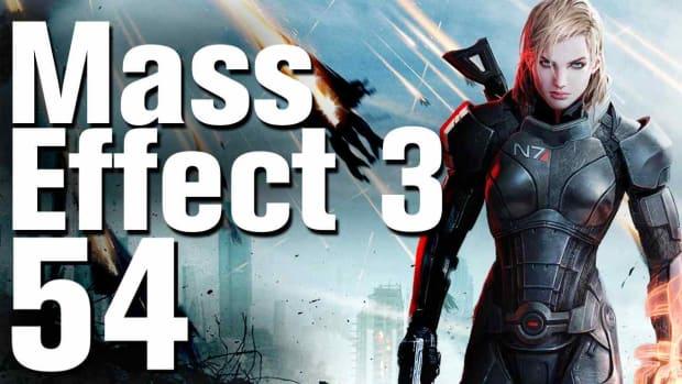 ZZB. Mass Effect 3 Walkthrough Part 54 - Gellix - Rescue Cerberus Scientists Promo Image