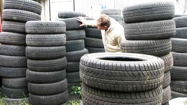 F. How to Buy Used Tires for Your Car Promo Image