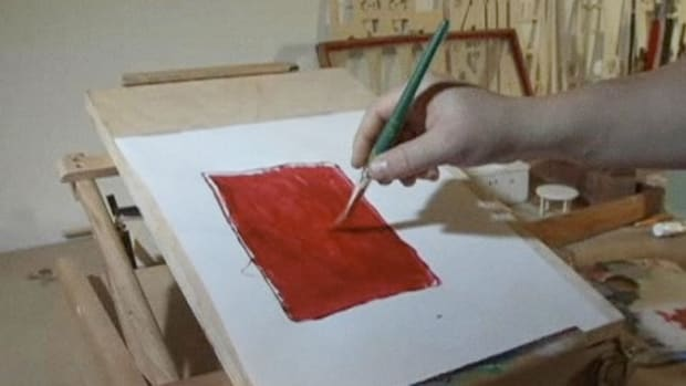 L. How to Paint with Watercolors Promo Image