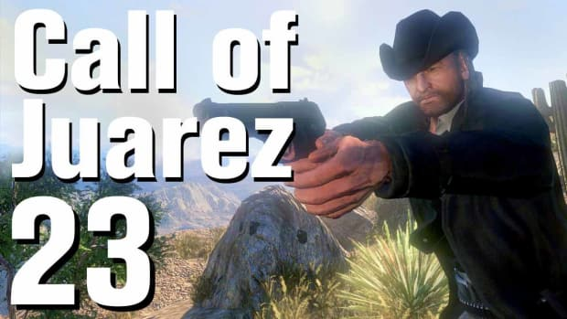 W. Call of Juarez The Cartel Walkthrough: Chapter 7 (1 of 4) Promo Image