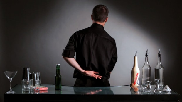 I. How to Catch a Beer Bottle behind Your Back Promo Image