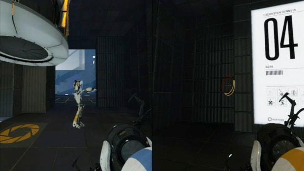 ZZZH. Portal 2 Co-op Walkthrough / Course 4 - Part 4 - Room 04/09 Promo Image