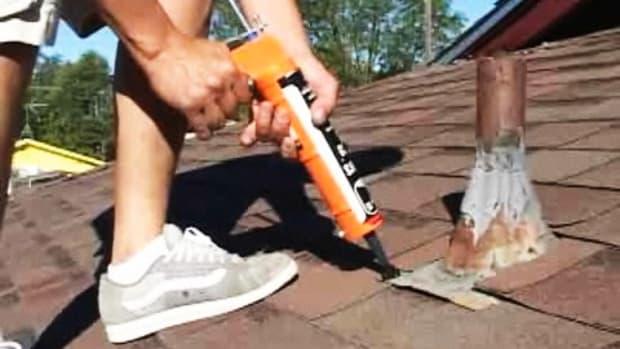 F. How to Practice Basic Roof Flashing Maintenance Promo Image