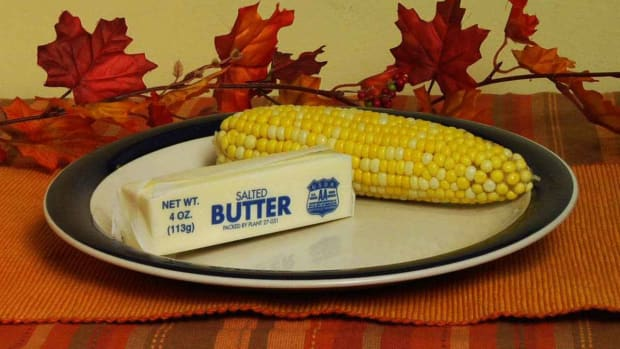 A. How to Butter Corn Promo Image