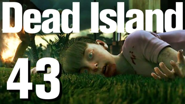 ZQ. Dead Island Playthrough Part 43 - Drop by Drop Promo Image