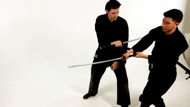 ZM. How to Do the Kiri Age Katana Technique 2nd Variation Promo Image