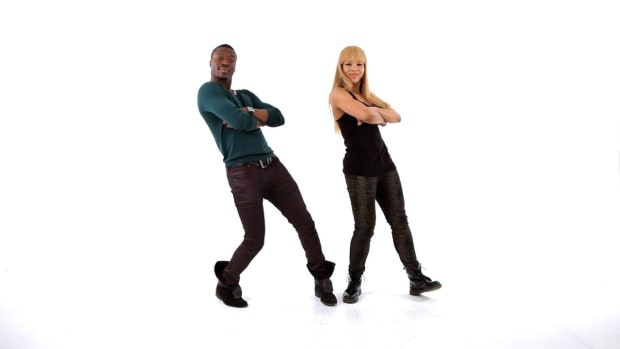 U. How to Do the Lean Back Dance Promo Image