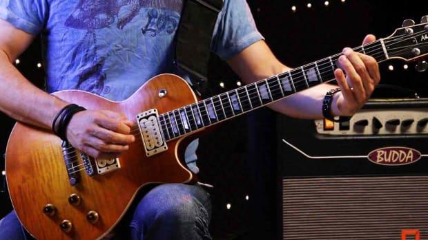 U. How to Play Heavy Metal Power Chord Riffs Promo Image