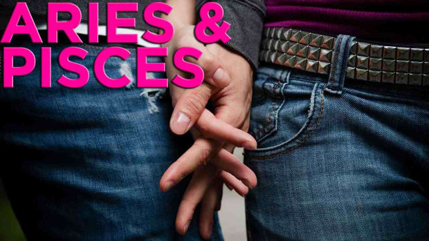 ZJ. Are Aries & Pisces Compatible? Promo Image