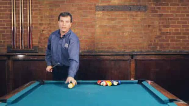 ZS. How to Make a Wing Pool Trick Shot Promo Image