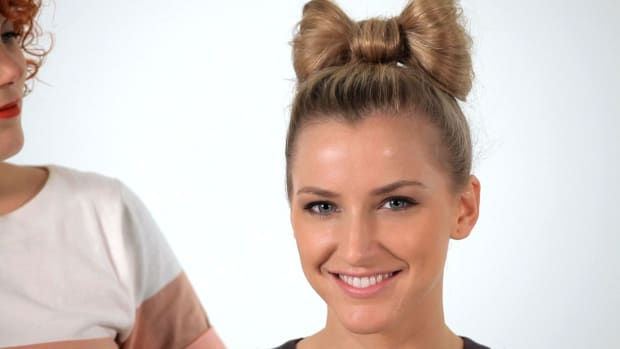 F. How to Make a Hair Bow Promo Image
