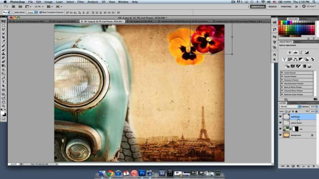 L. How to Copy Image Layers for a Collage in Photoshop Promo Image