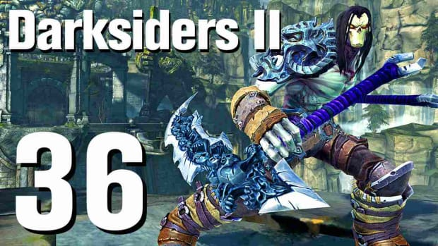 ZJ. Darksiders 2 Walkthrough Part 36 - Chapter 5 Promo Image
