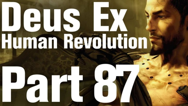 ZZZI. Deus Ex: Human Revolution Achievement Walkthrough - Pacifist Promo Image