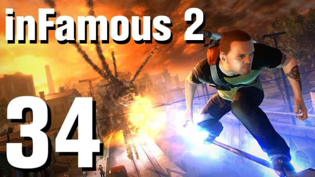 ZH. inFamous 2 Walkthrough Part 34: Powering Up Gas Works (1 of 2) Promo Image