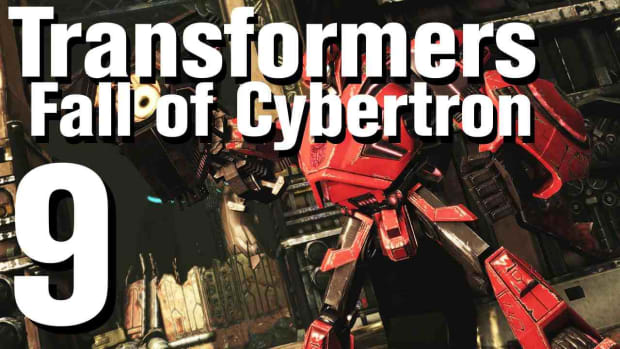 I. Transformers Fall of Cybertron Walkthrough Part 9 - Chapter 3 Promo Image