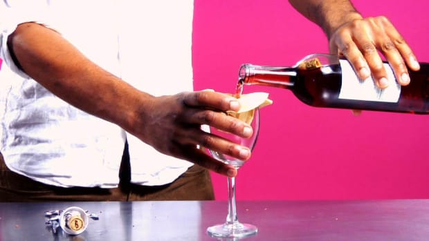 ZN. Quick Tips: How to Pour Wine with a Broken Cork Promo Image
