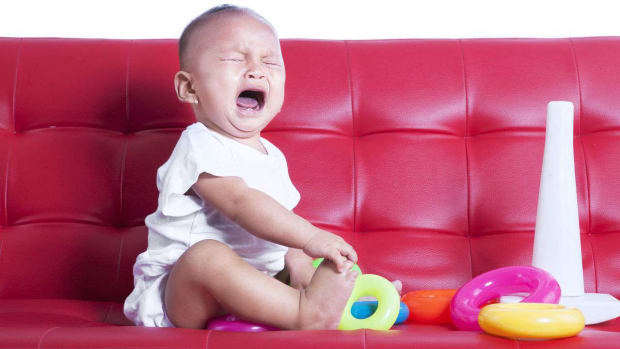 ZO. How to Deal with Toilet Training Tantrums Promo Image