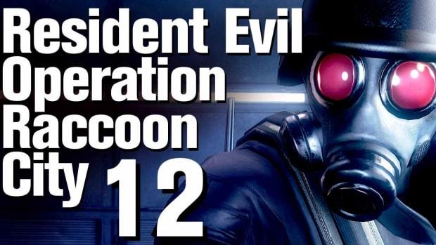 L. Resident Evil Operation Raccoon City Walkthrough Part 12 - Gone Rogue Promo Image