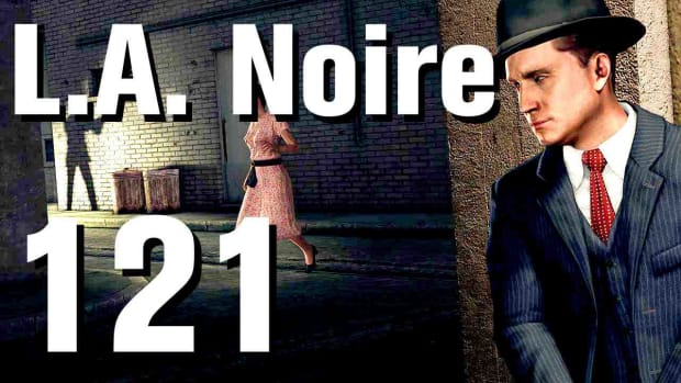 "ZZZZQ. L.A. Noire Walkthrough Part 121: ""A Polite Invitation"" (7 of 7) Promo Image"