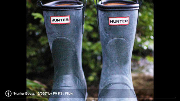 C. Hunter Boots Promo Image