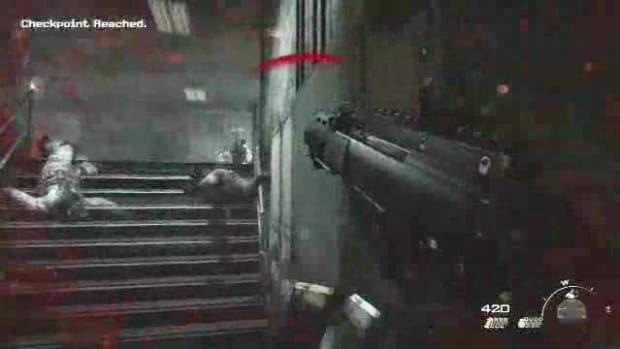 Z. Modern Warfare 3 Walkthrough - Down the Rabbit Hole (1 of 2) Promo Image
