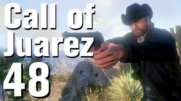 ZV. Call of Juarez The Cartel Walkthrough: Chapter 15 (2 of 3) Promo Image