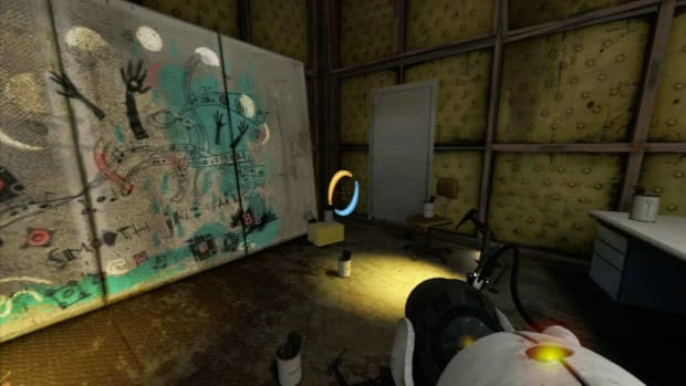 ZZZY. Portal 2 Secrets / Chapter 2 - Room 06/22 - Final Transmission Promo Image
