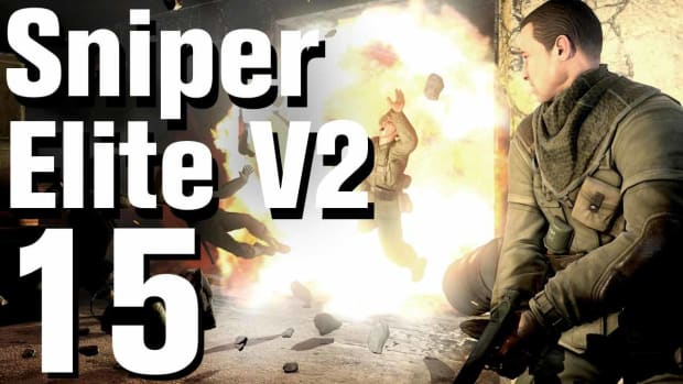 O. Sniper Elite V2 Walkthrough Part 15 - Kaiser-Friedrich Museum Promo Image