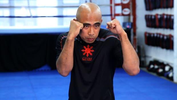 B. 5 MMA Fighting Stance Basics Promo Image